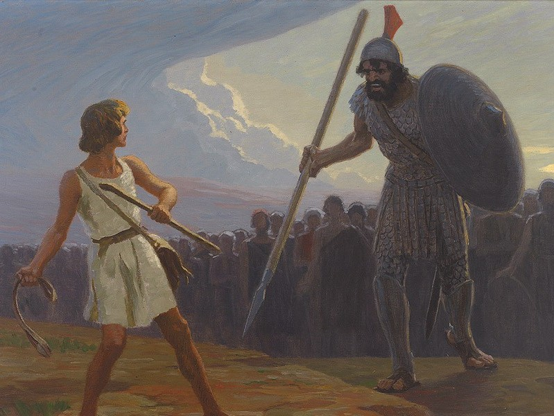 David and Goliath – The Art of Battling Giants