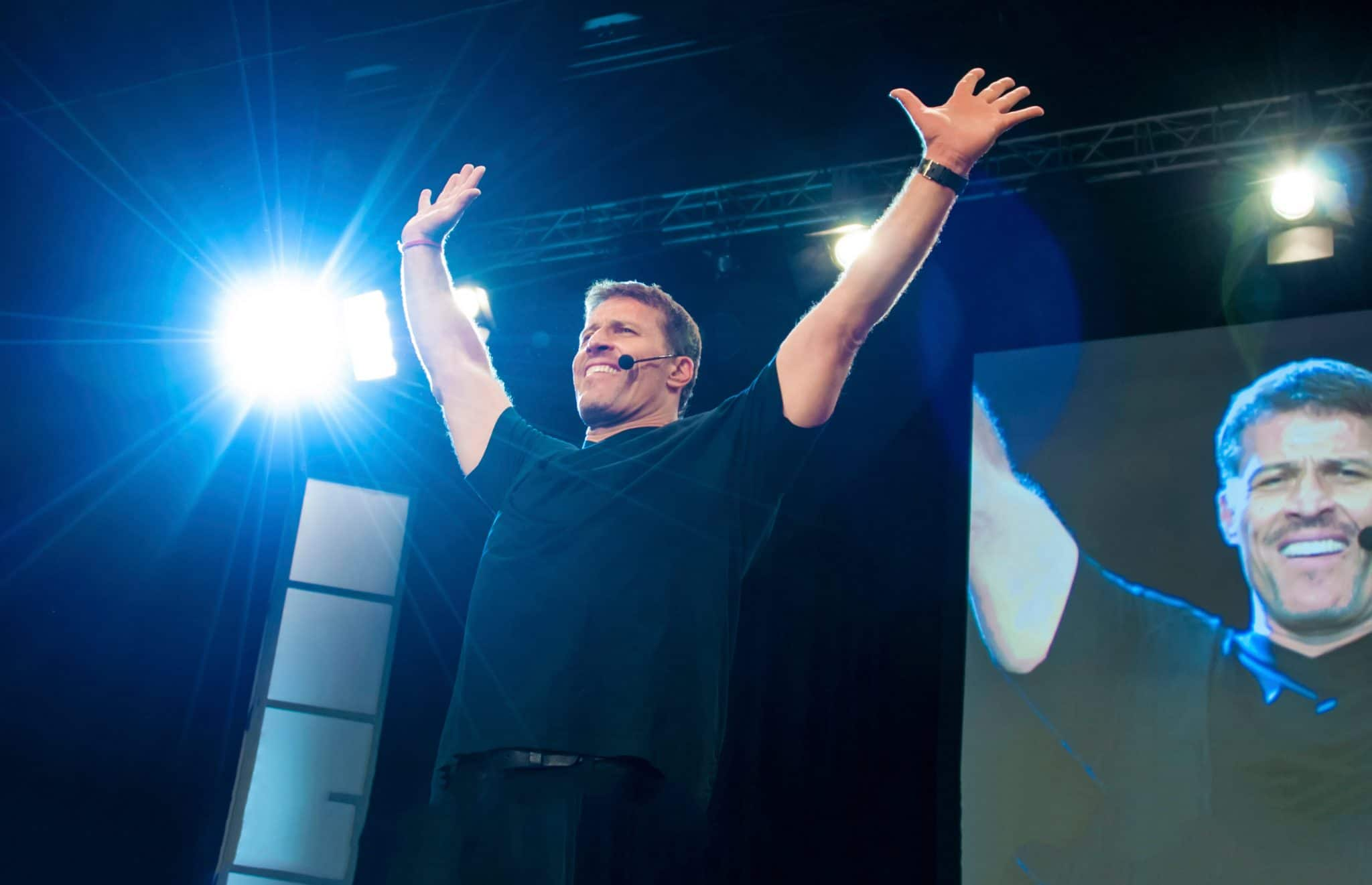 8 Things To Know Before Attending Tony Robbins Date With Destiny