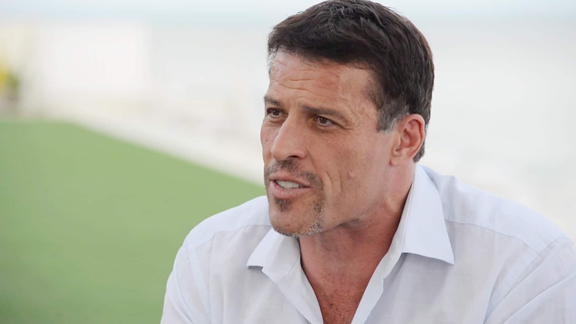 Essential Career Advice from Tony Robbins